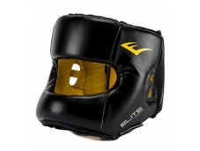 Шлем EVERLAST Elite Headgear With Synthetic Leather