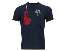 Футболка TITLE Boxing Gloves Over Shoulder Tee