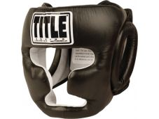 Шлем TITLE Pro Full Face Training Headgear