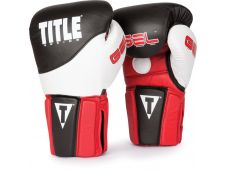 Лапы-перчатки TITLE Gel Tri-Brid Training Gloves
