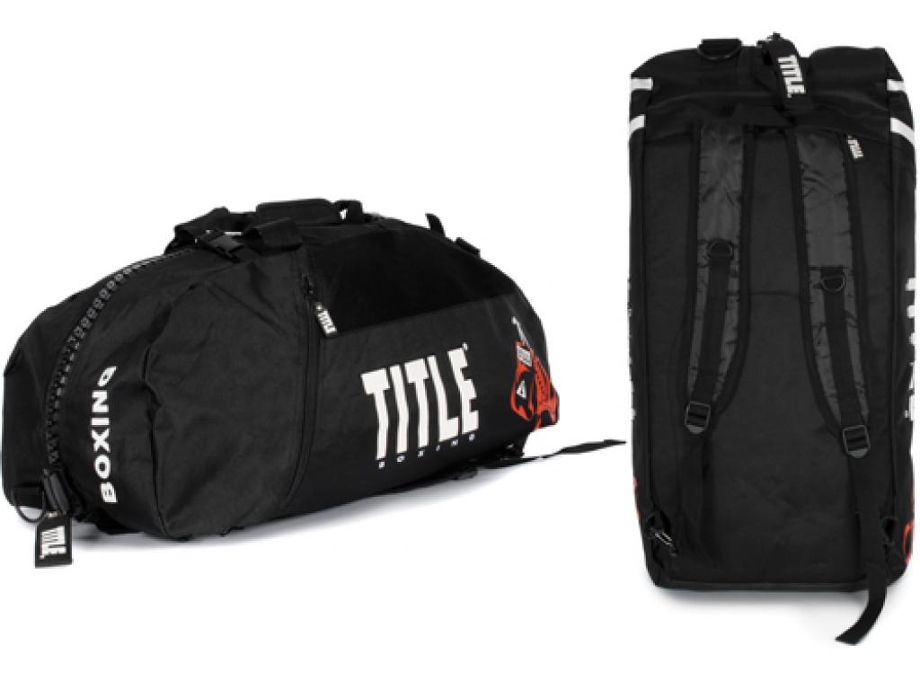 467920f80551 Сумка-рюкзак TITLE World Champion Sport, купить в Киеве | цены ...