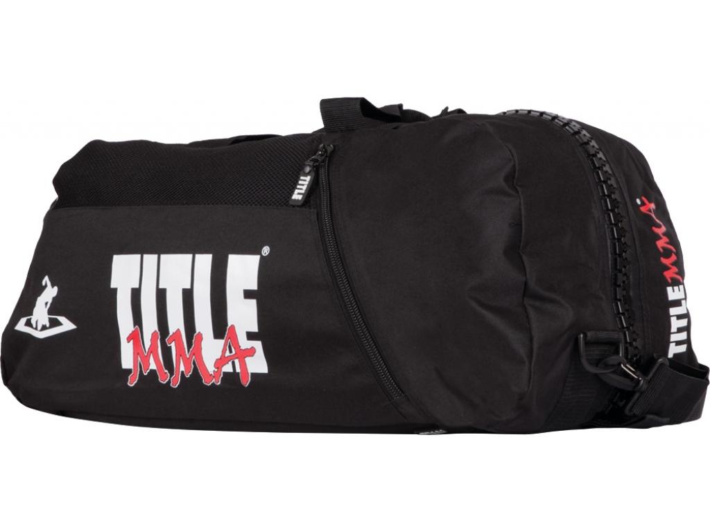 1dcd420e728e Сумка-рюкзак TITLE MMA Champion Sport, купить в Киеве | цены, отзывы ...