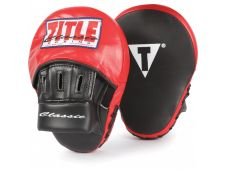 Лапы TITLE Classic Aero Punch Mitts