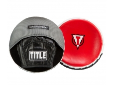 Лапы TITLE Strategic Mini-Disc Tactical Mitts