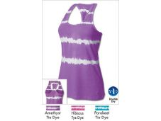 Майка женская  CHAMPION Double Dry® Cotton Tie-Dye Women's Tank Top