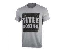 Футболка TITLE Boxing Divided Tee
