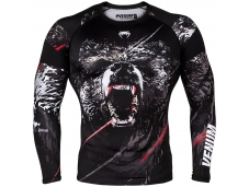 Рашгард VENUM Grizzli Rashguard - Long Sleeves