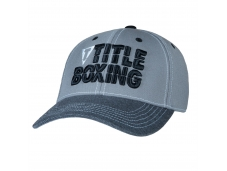 Кепка TITLE Boxing Dominate Stretch-Fit Cap