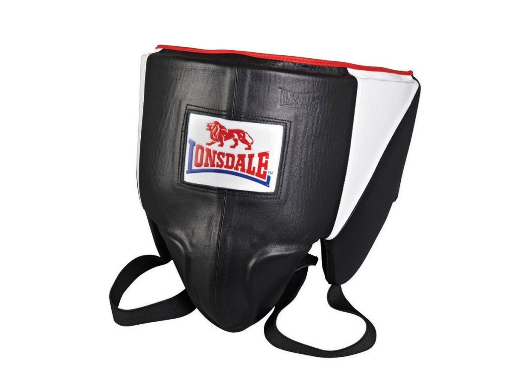 Защита паха LONSDALE Traditional Super Pro Groin Guard