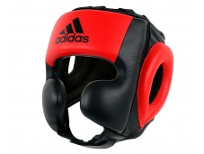 Шлем боксёрский ADIDAS Sparring Headguard Leather