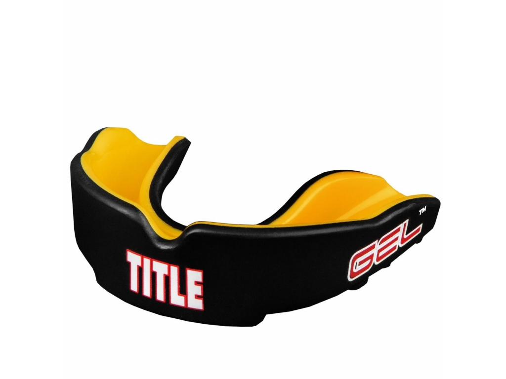 Капа гелевая TITLE GEL Victory Mouthguard