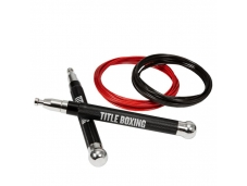 Скакалка TITLE Boxing Deluxe Adjustable Speed Rope