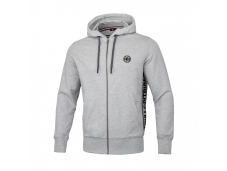 Кенгурушка на молнии PIT BULL Hooded Zip F.Terry Small Logo