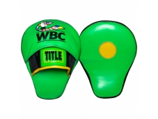 Лапы TITLE Boxing WBC Focus Mitts