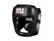 Шлем  боксёрский TITLE Platinum Premier Full Training Headgear 2.0
