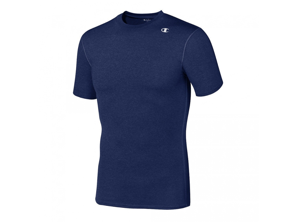Футболка CHAMPION Double Dry® Short-Sleeve Men's Compression T Shirt