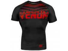 Рашгард VENUM Signature Rashguard - Short Sleeves