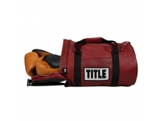 Сумка TITLE Boxing Vintage Leather Gear Bag